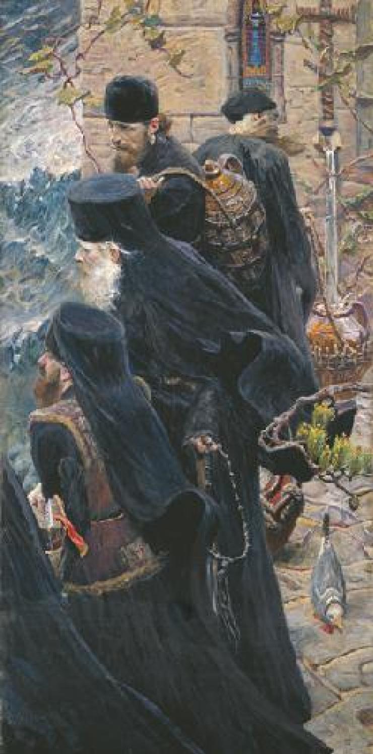 Братия. Рыженко П.В. 2006 г.